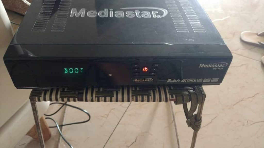 How To Recover Mediastar MS-Diamond Z2 4K Receiver