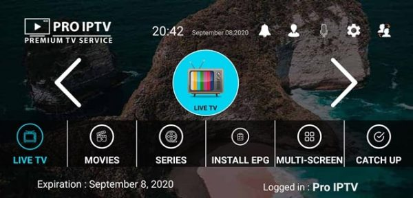 Pro IPTV Premium TV Service: The Best World IPTV