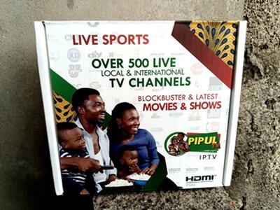 Pipul TV Decoder, Price And Subscription