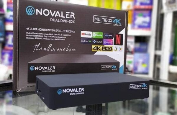 Novaler Multibox 4K Ultra Receiver