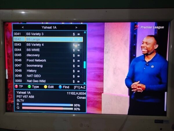 SLTV Decoder, Frequency And How To Renew Subscription