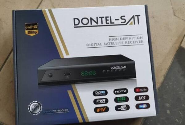 Dontel-Sat Decoder