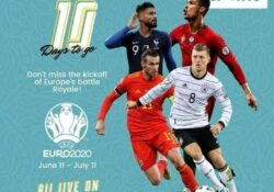 How To Watch UEFA Euro 2020 Tournament For Free